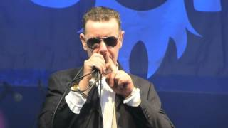 ALABAMA 3 - POWER IN THE BLOOD - BEARDED THEORY 2015 -