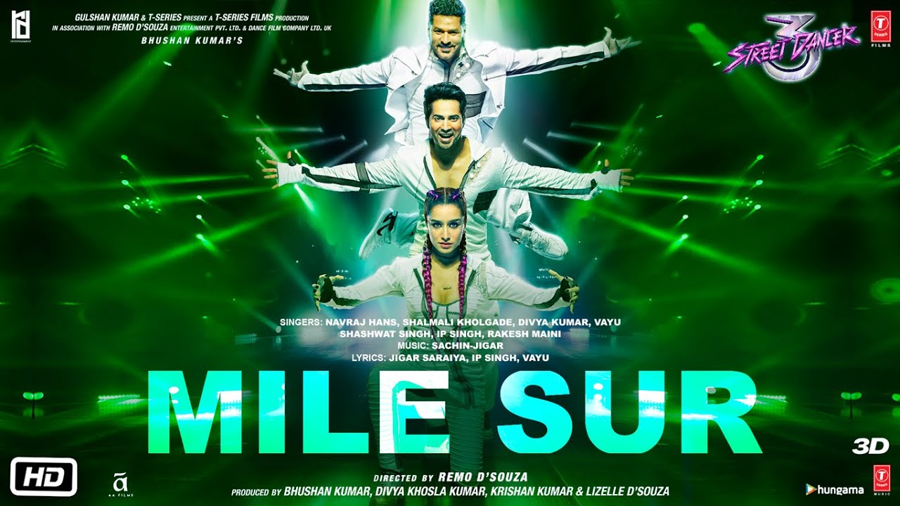 Mile Sur Hindi lyrics