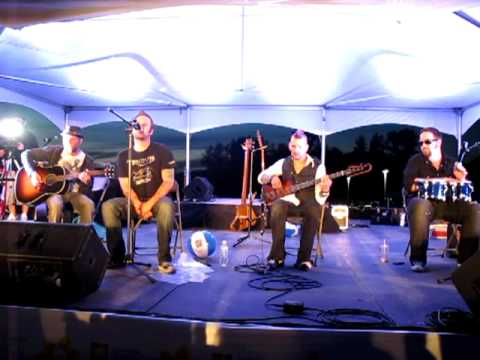 Default - Comes and Goes Acoustic version Twins Cancer Fundraiser