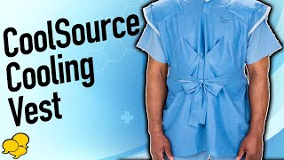 View the video CoolSource Vest