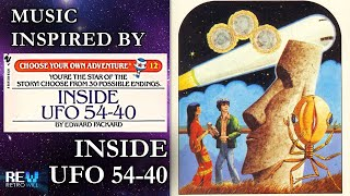 Inside UFO 54-40  - Choose Your Own Adventure  (Composer Unknown) - Ambient / Psychedelic Music