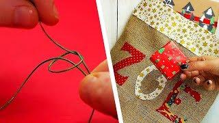 4 DIY Secret Santa Gifts