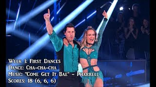 Nick Lachey - All Dancing With The Stars Performances