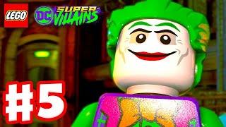 LEGO DC Super Villains - Gameplay Walkthrough Part 5 - Joker Jailbreak!