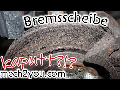 🛠️ Bremsscheiben und Bremsbeläge nach kurzer Zeit wieder kaputt   mech2you   DIY Auto