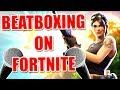 Download Lagu WHEN A BEATBOXER PLAYS FORTNITE Mp3 Free