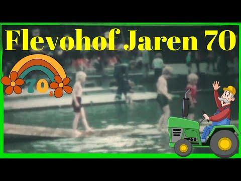 Bibliotheek Biddinghuizen draait de film 'Groeten uit Flevoland' uit 1978