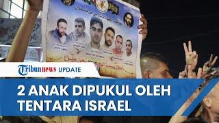Buntut Pelarian 6 Tahanan, Israel Tangkap Massal Warga Palestina, 2 Anak Ditahan dan Dipukuli