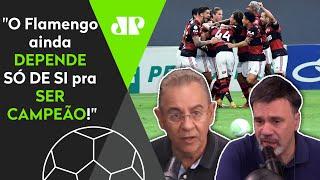 'O Flamengo está melhor do que o São Paulo'