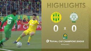 CL CAF : JS Kabylie 0-0 Raja Club Athletic
