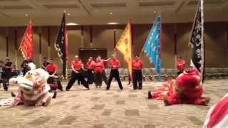 Chinese Lion Dance - Sakura Con 2015