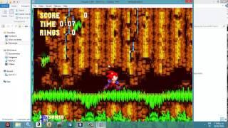 Sonic 3 sprite modificado
