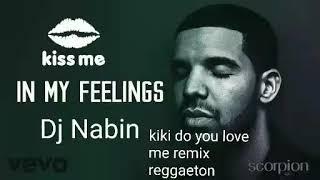 Kiki Do You Love Me (DARKE) Remix 'Reggaeton' Dj Nabin