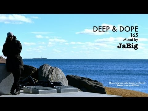 Deep Soulful Chill Lounge House Music DJ Mix by JaBig – DEEP & DOPE 165