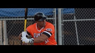 Jose Canseco's First 2 Pro Hits Of 2016