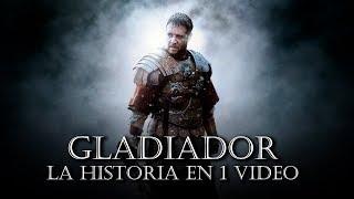 Gladiador: La Historia en 1 Video