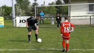 preview picture of video 'Neunmeter F-Junioren FVZ'