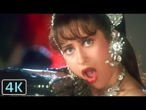 'Catch Me If You Can' Full Video 4K Song - Karishma Kapoor   Bollywood Item Song   Sapoot