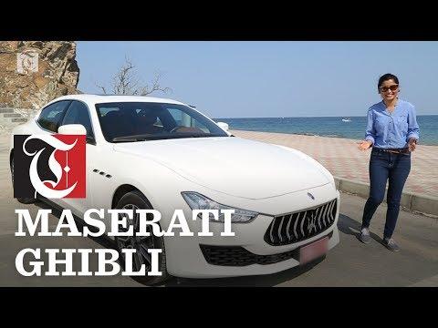 Video: Meet the beautiful beast Maserati Ghibli