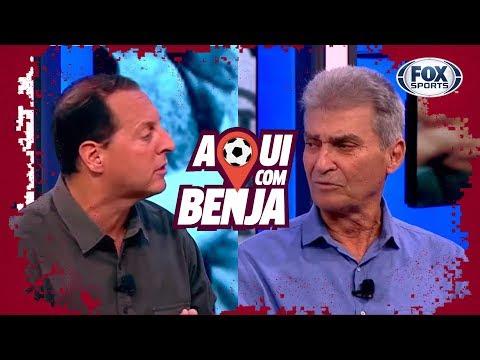 Jair Pereira - Aqui com Benja! - Programa Completo