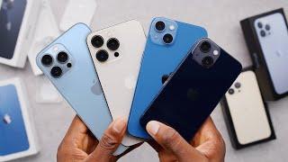 iPhone 13 Unboxing & Impressions!