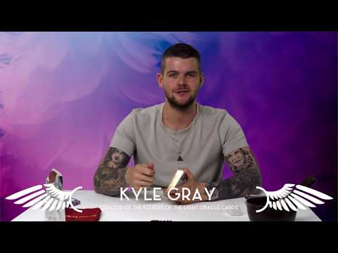 Kyle Gray - How To Create Oracle Card Spreads & Give Insightful Readings