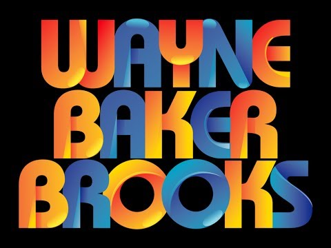 Wayne Baker Brooks Live on WXRT 93.1 @ Buddy Guys Legends