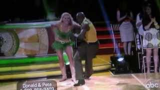 Cowboy Troy on Dancing With The Stars 5 21 2012