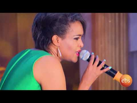 EBS New Year Show with Girum : Tsedenia Gebremarkos - (Hememe) Live Performance