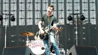 Arctic Monkeys - Evil Twin live @ Coachella, Weekend 2 - April 20, 2012