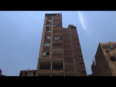 البرج القنبلة في بولاق الدكرور: