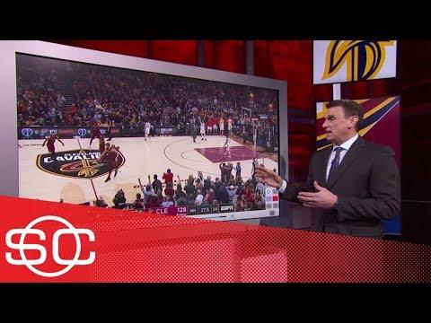 Breaking down the film: How Kevin Love makes LeBron James better   SportsCenter   ESPN