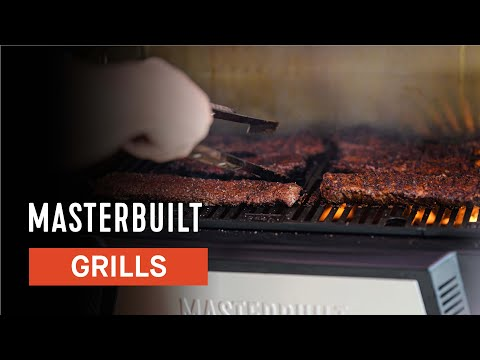 Introducing the Masterbuilt Gravity Series 560 Grill + Smoker