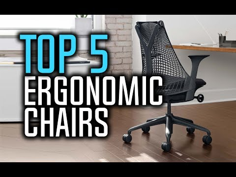Best Ergonomic Chairs in 2018 – Which Is The Most Comfortable Chair?