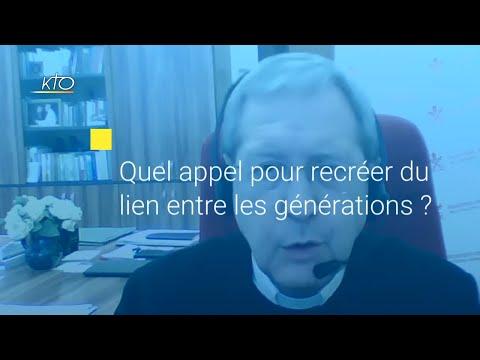 Publication du document « La vieillesse : notre avenir » : Trois questions à Mgr Bruno-Marie Duffé