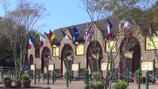 Nature's Welcome | Busch Gardens History