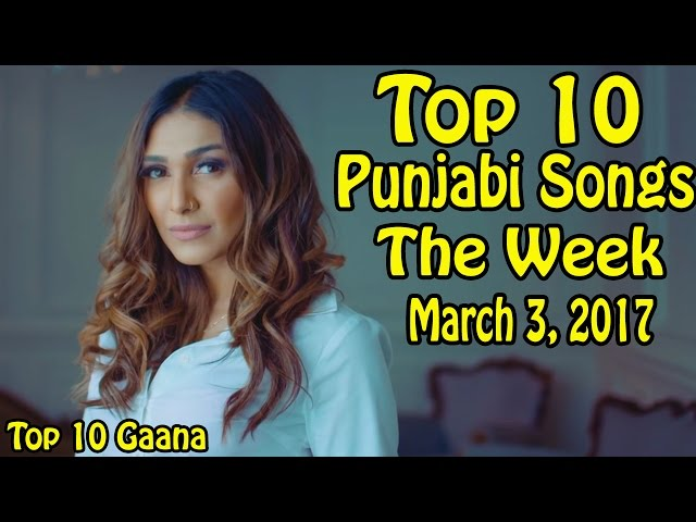Top 10 Punjabi Song