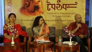 Pranay on the mystic-poet Tagore's universal spiritual vision (in English)
