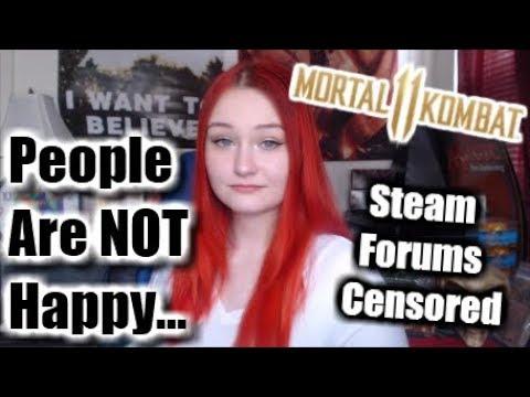 Netherrealm ♥♥♥♥♥♥♥♥ on fans by censoring MK11 :: Mortal