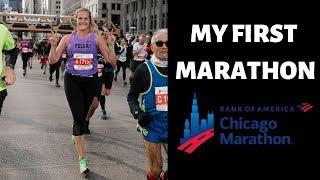 MY FIRST MARATHON | CHICAGO MARATHON 2019
