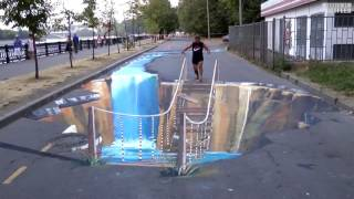 So Funny 3D Drawing Street Art 😂 Cant Believe That