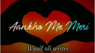 #jahan pehle pehal tu song lyrics#wasifali writer - YouTube