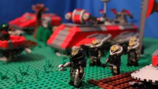 LEGO Alien Army (CUSTOM): The Celestial Dominion (A World War Faction)