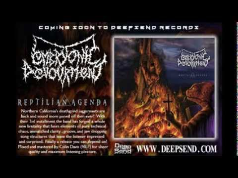 "EMBRYONIC DEVOURMENT - ""Sealed with Resin""  - Coming soon to Deepsend Records"