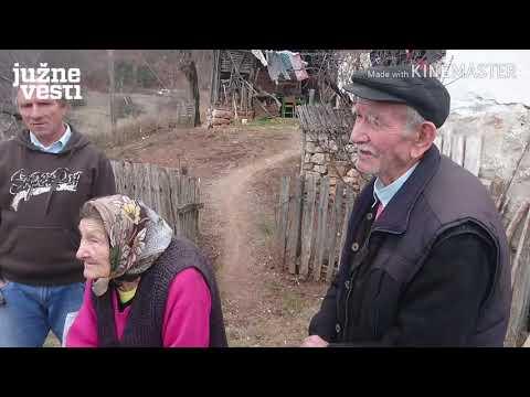 Usamljenim meštanima planinskih sela u Beloj Palanci potrebna redovna poseta lekara