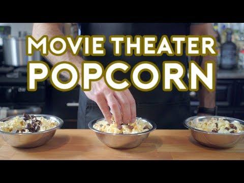 Binging with Babish: Movie Theater Popcorn & Raisinets from Whiplash