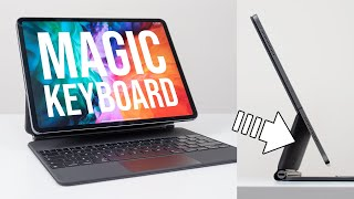 Magic Keyboard for iPad Pro Unboxing & Review