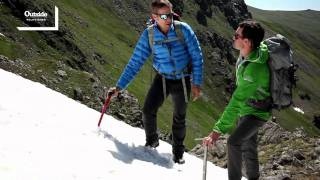 Ice Axe and Crampon Technical Skills - How to Climb a Mountain