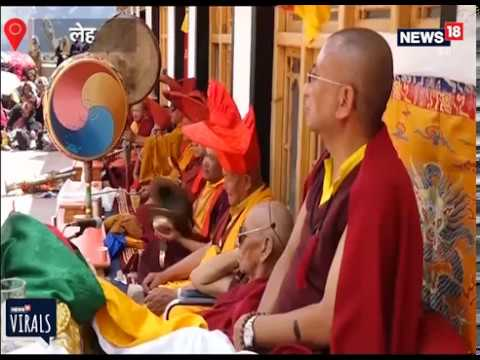 Annual Tseskarmo Monastry festival Tukpe Chowna celebration held with religious fervour