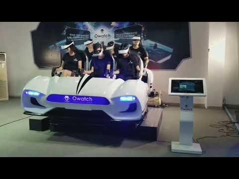 VR OS1006 6 Seater VR Box